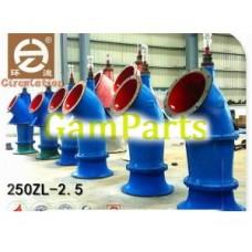 250zl-2.5 осевой мини гидравлический насос