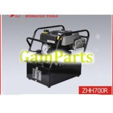25л Бензиновый двигатель портативный гидравлический насос (ZHH700R)