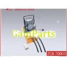 3 трубки электромагнитный клапан Электрический гидравлический насос (серия-700D3)