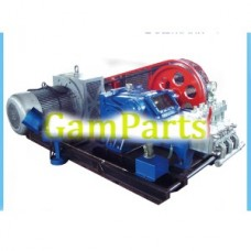 550bar Hydrodemolition дизельный двигатель гидравлический радиальный поршневой насос