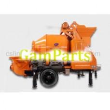 С3 15-25 м3/ч гидравлический насос конкретного смесителя для строительства