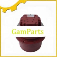 JS130 Система привода, Ходовой двигатель редуктор для экскаватора JCB