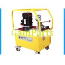 Электрический гидравлический насос для цилиндров
