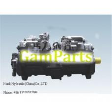 (Насос k3v112) Китай Поставка гидравлического двигателя насоса Поршеня для Sk350-6е Землечерпалки